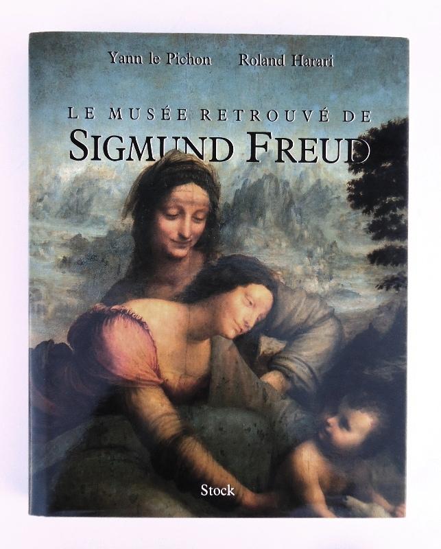 Le Musée Retrouvé de Sigmund Freud. Préface de André Green.
