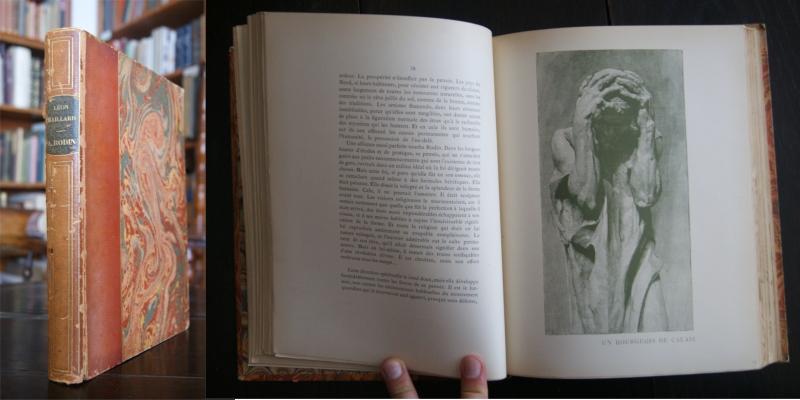 Etudes sur quelques artistes originaux: Auguste Rodin. Statuaire.