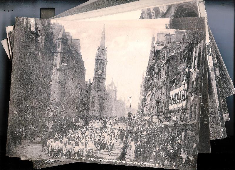 Platino Print Views of Edinburgh and Vicinity.