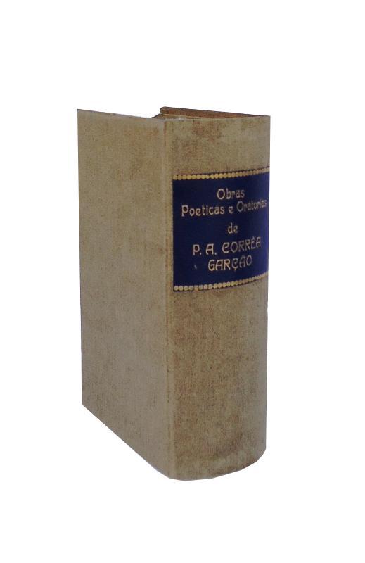 Obras poeticas e oratorias. Com uma introduccao e notas por J. A. de Azevedo Castro.