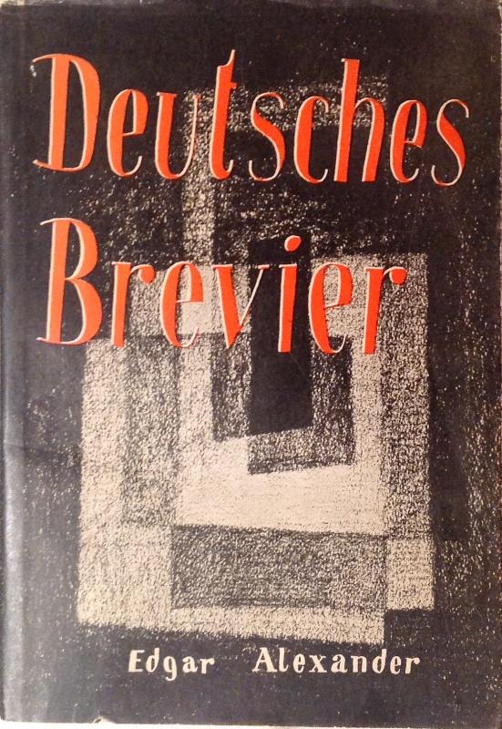 Deutsches Brevier. Politisches Lesebuch.
