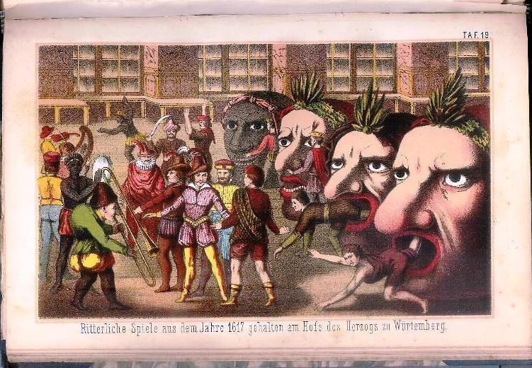 Floegels Geschichte des Grotesk-Komischen, bearbeitet, erweitert und bis auf die neuste Zeit fortgeführt von Friedrich W. Ebeling. 4. unveränderte Auflage.