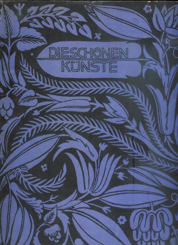 Die schönen Künste. 1946. Nr. 1.