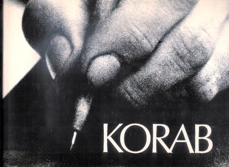 Karl Korab. Das druckgraphische Werk 1969-1979. Mit einer Einfühurng von Koschatzky. Deutsch-englischer Text.