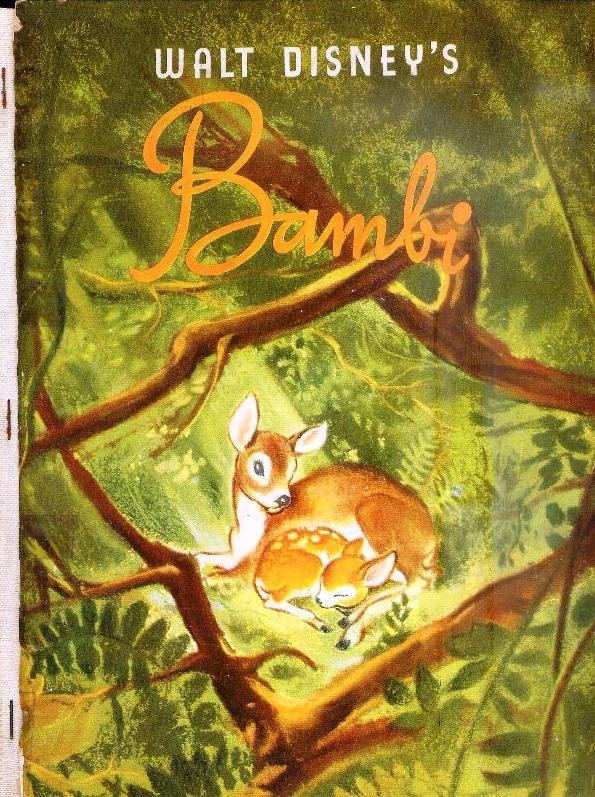 Bambi. Adapted from the novel by Felix Salten.
