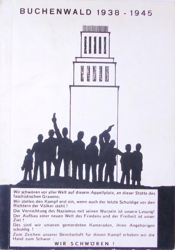 Buchenwald 1938-1945.