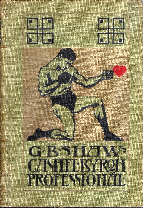 Cashel Byron Professional. Roman. Z Angl. Prelozil Karel Musek.