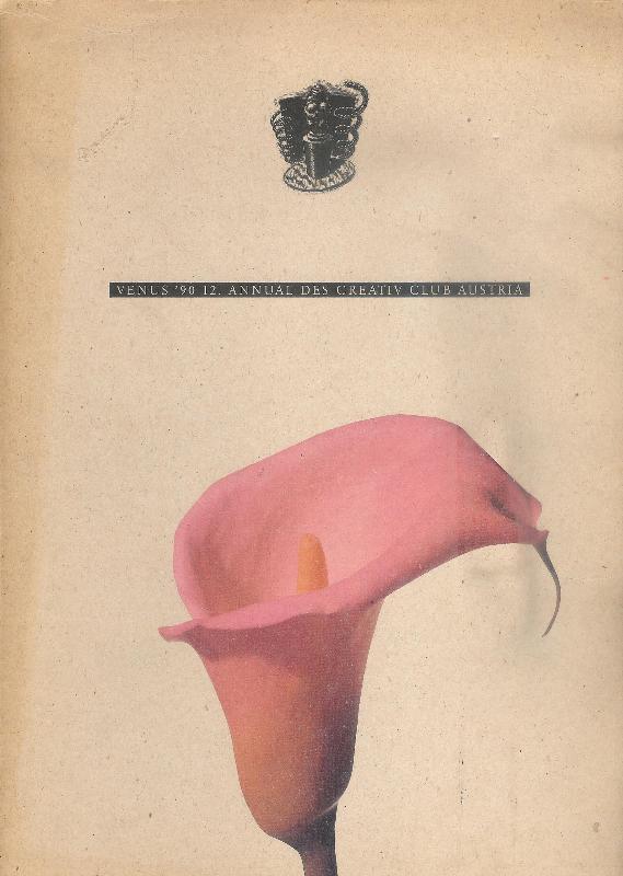 Venus ´90. 12. Annual des Creativ Club Austria.