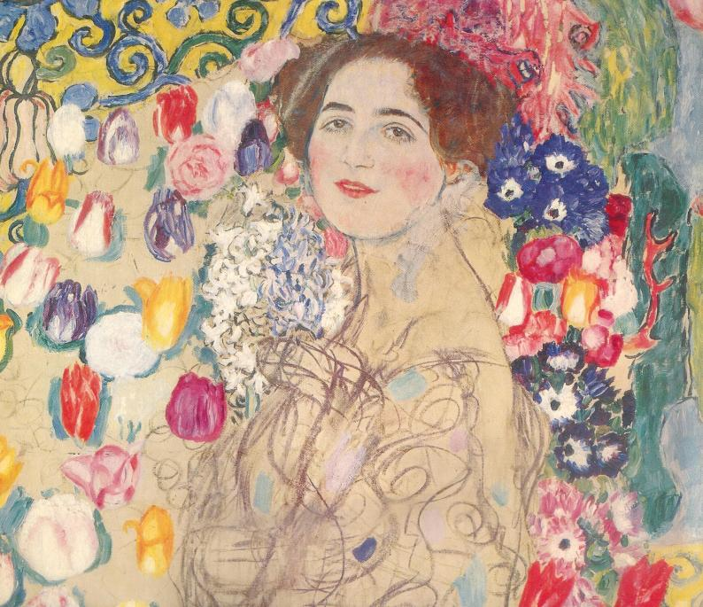 Gustav Klimt. An exhibition selected and introduced by Serge Sabarsky.
