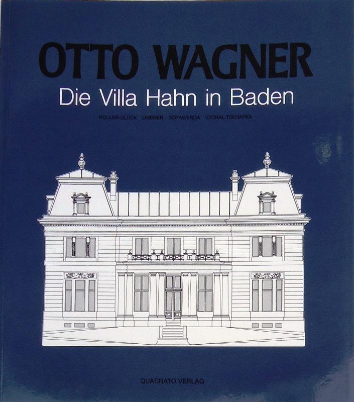 Die Villa Hahn in Baden.