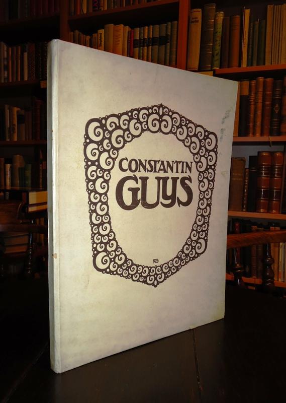 LIEBHABERAUSGABE IN GANZPERGAMENT - Constantin Guys.