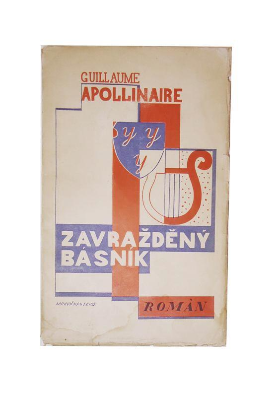 Zavrazdeny basnik. Roman. Czech translation by M. Sraml and J. Seifert.