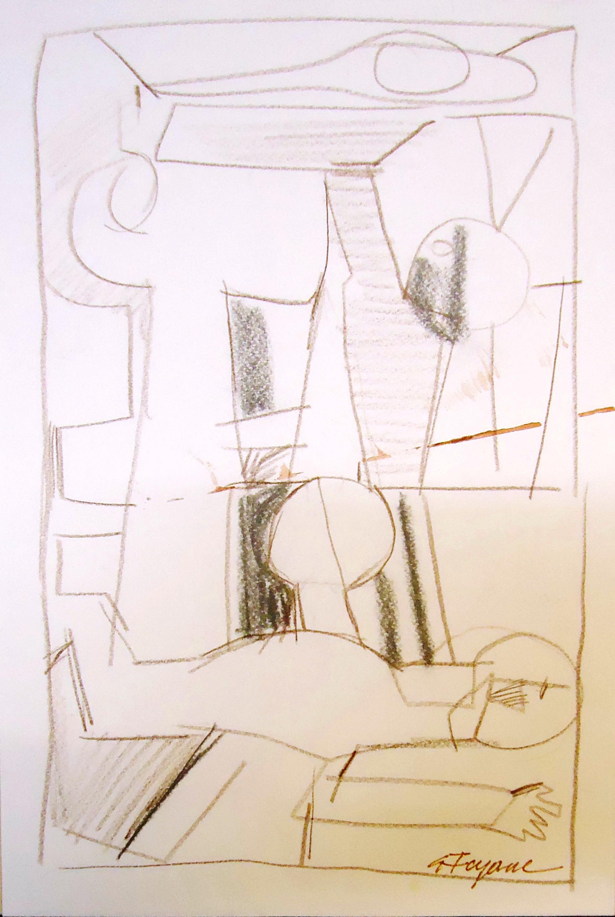 Zeichnung.
