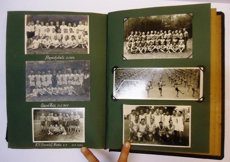 Privates Fotoalbum 1919-1929. 104 Originalfotos.