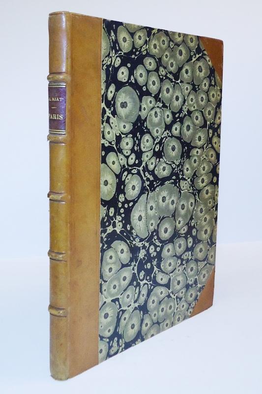 PARIS. Ouvrage orne de 151 gravures. Troisieme edition revue et corrigee.
