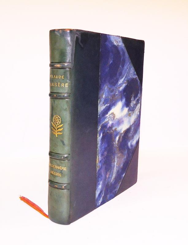 L'EDITION LIMITEE - La derniere deesse 1914-1917. Frontispice, bandeaux et culs-de-lampe de Renefer.