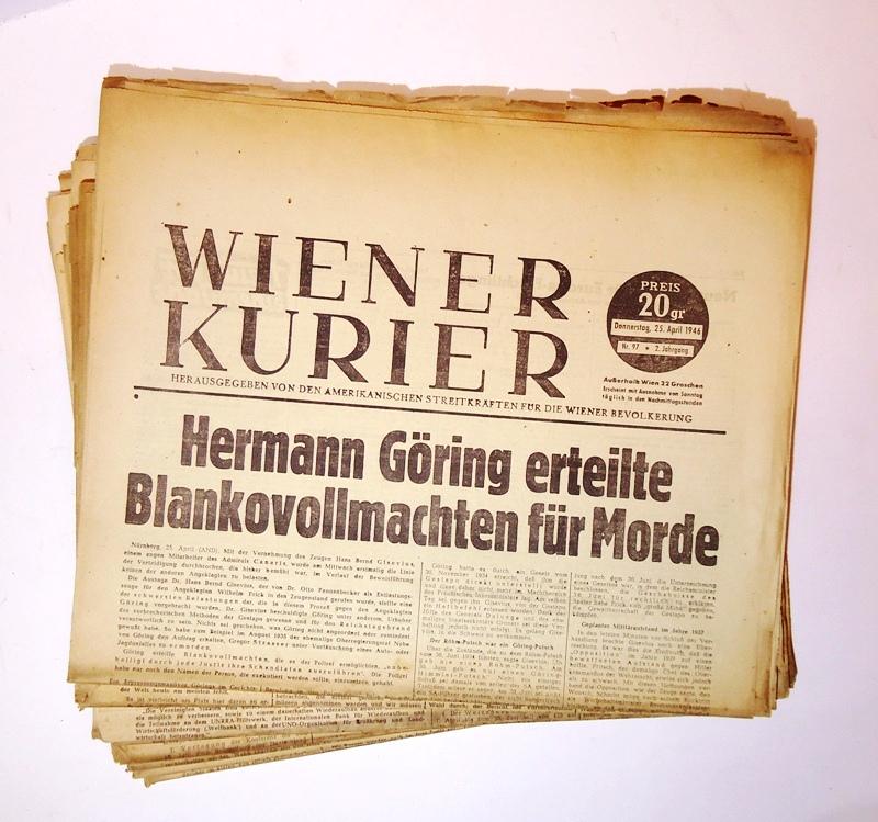 15 Hefte des 2. Jahrganges 1946.