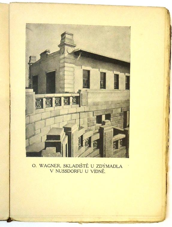 Otto Wagner. Moderni Architektura.