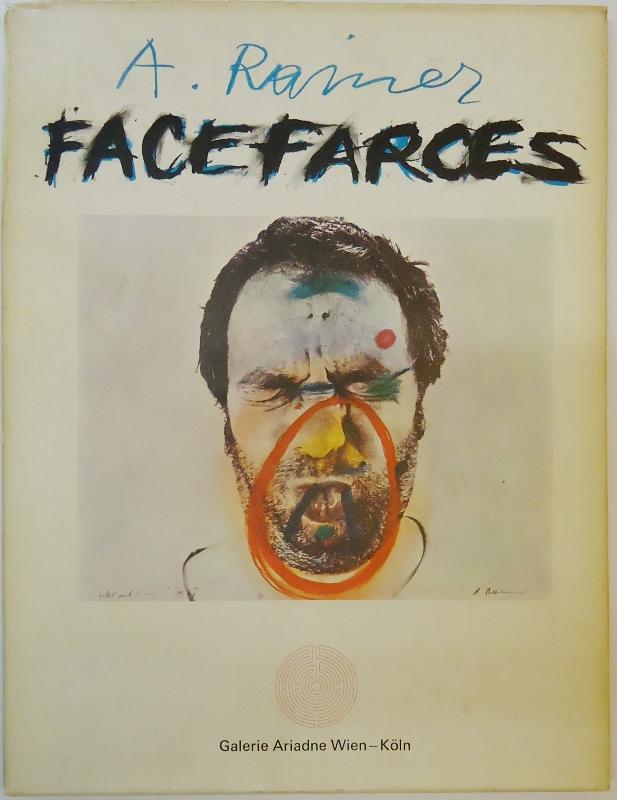 SIGNIERTES EXEMPLAR - FACE FARCES.