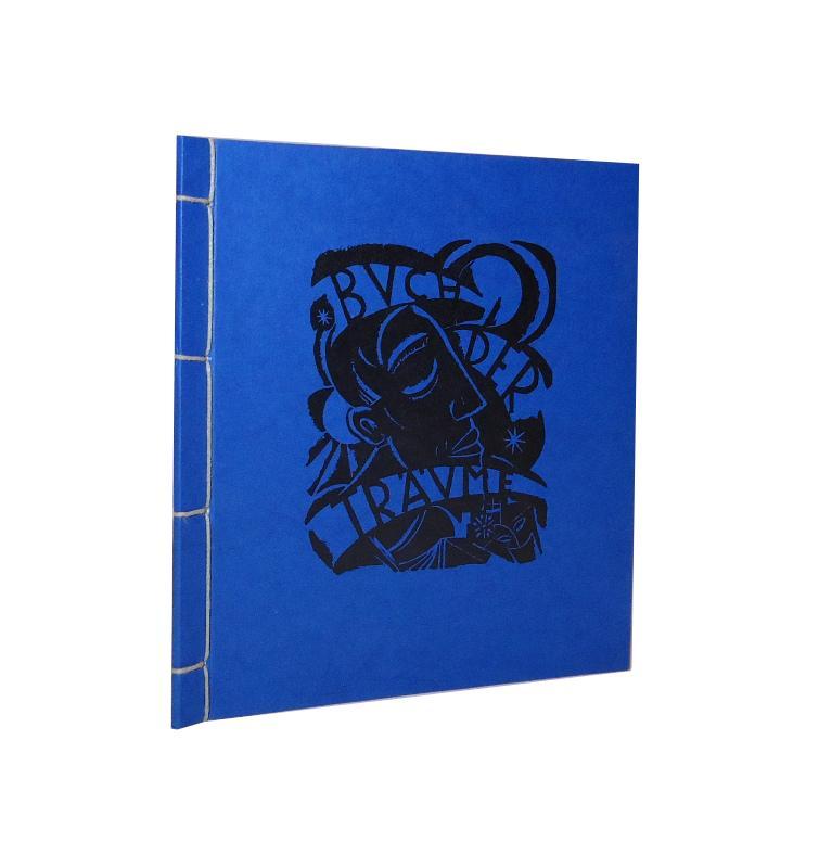 Buch der Träume. Mit 8 eigenhängig von Carry Hauser signierten Orig.-Holzschnitte.