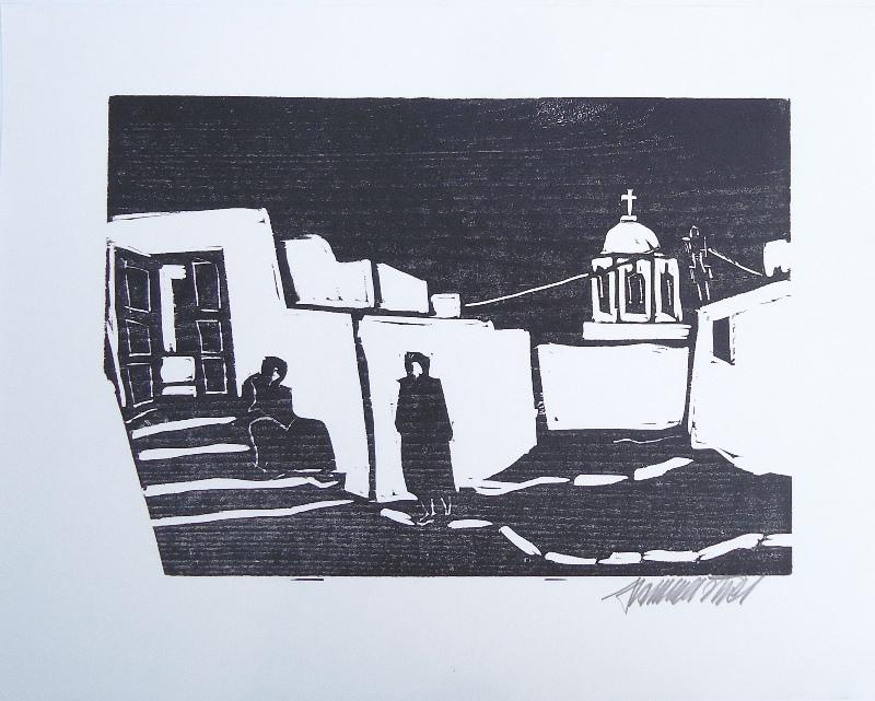 Santorin. Insel der Tausend Wunder.