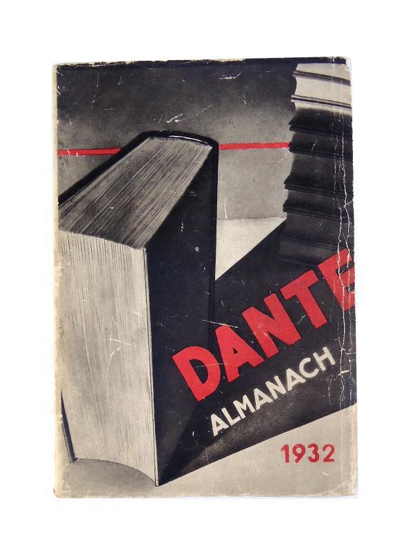 Dante Almanach 1932.