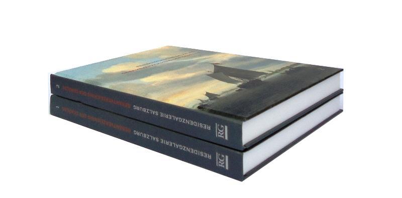 Residenzgalerie Salzburg. Gesamtverzeichnis der Gemälde. Complete Inventory of Paintings. Komplett in 2 Bänden.