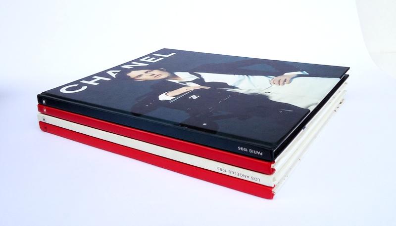 Chanel Boutique. 4 Vol. (1994, 1995, 1996, 1997).