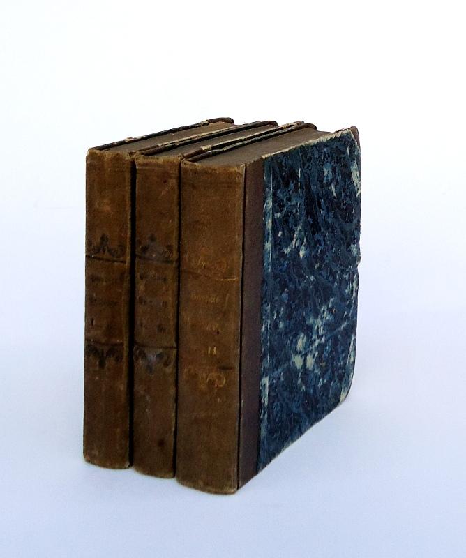 Herodot´s von Halikarnaß Geschichte, übersetzt von Adolf Schöll. 1.-9. Band (gebunden in 3 Bänden. Komplett.