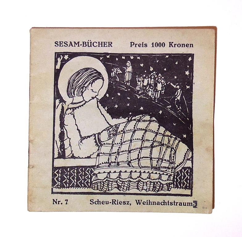 Sesam-Books No. 7: Christkindls Weihnachtstraum. 6.-10. Tausend.