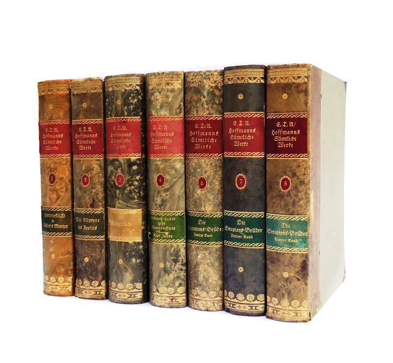 Numerierte Ausgabe - Sämtliche Werke. 7 Bände (von 9). Historisch-kritische Ausgabe mit Einleitungen, Anmerkungen und Lesarten von Carl Georg von Maassen.