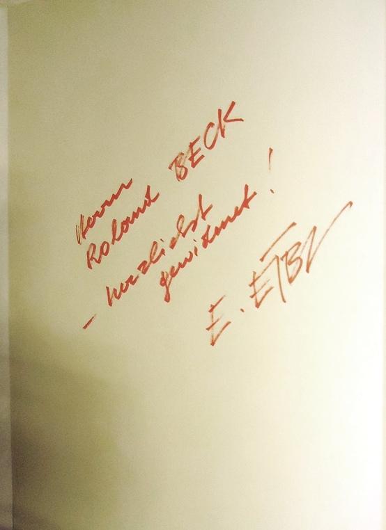 Widmungsexemplar + Autograph - Pinselstiche. Cartoons. Mit einem Vorwort von Bruno Kreisky und sachdienlichen Bemerkungen von Reinhard Tramontana.