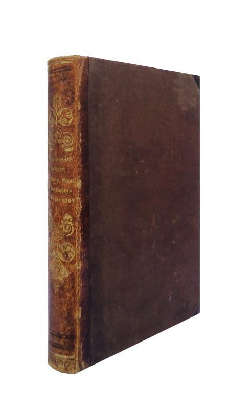 Briefwechsel zwischen Schiller und Goethe in den Jahren 1794 bis 1805. 1. Band (von 2).  Zweite, nach den Originalhandschriften vermehrte Ausgabe. Mit einem Vorwort von Hermann Hauff.