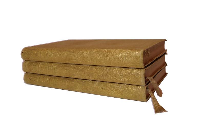 Das Dekameron. 3 Bände. 3. Aufl. 6.-10. Tsd. Aus dem Italienischen übertragen von Albert Wesselski.