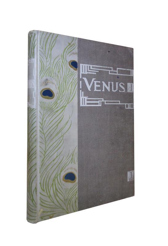 Venus. Die Apotheose des Weibes. Der weibliche Schönheitstypus in der bildenden Kunst. 1. Band (von 2).