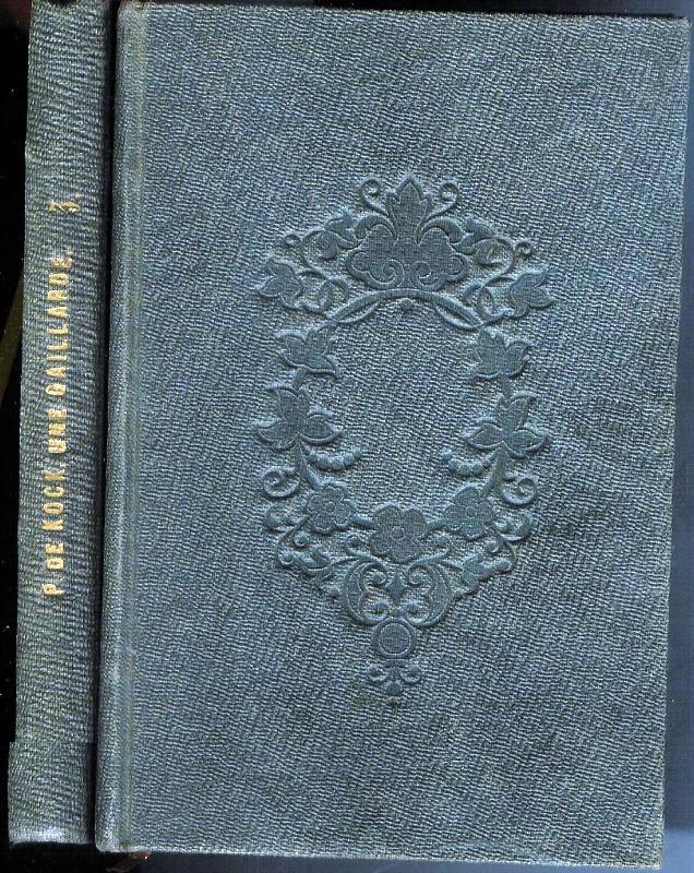 Une Gaillarde. Vol. 2 et 3 (de 3).