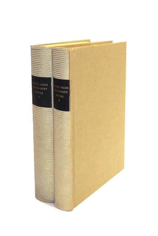 Valogatott Müvei. 2 Bände (1. Versek Tanulmanyok. 2. Szepproza Drama). Dünndruckausgabe.